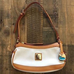Dooney & Bourke mini top zip purse
